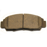KFE Brakes Systems Ceramics Pad Top View