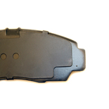 KFE Brake Systems Semi-Metallic Shims