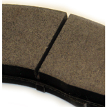 KFE Brake Systems Semi-Metallic Pad Slotted