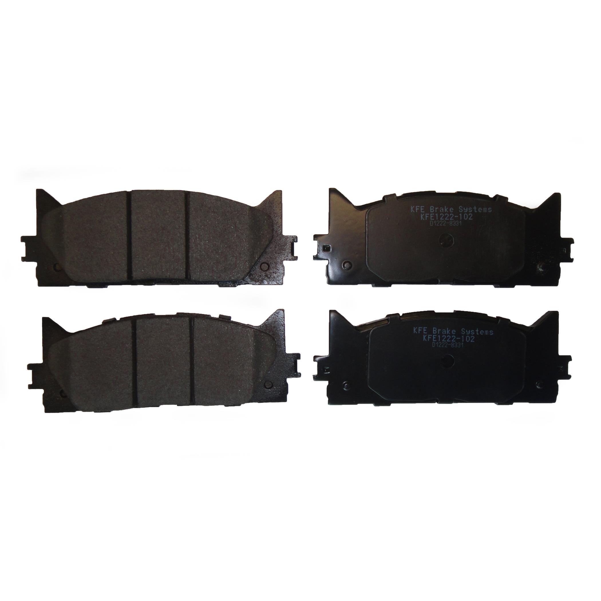 KFE1222-102 Quiet Comfort OE Brake Pad