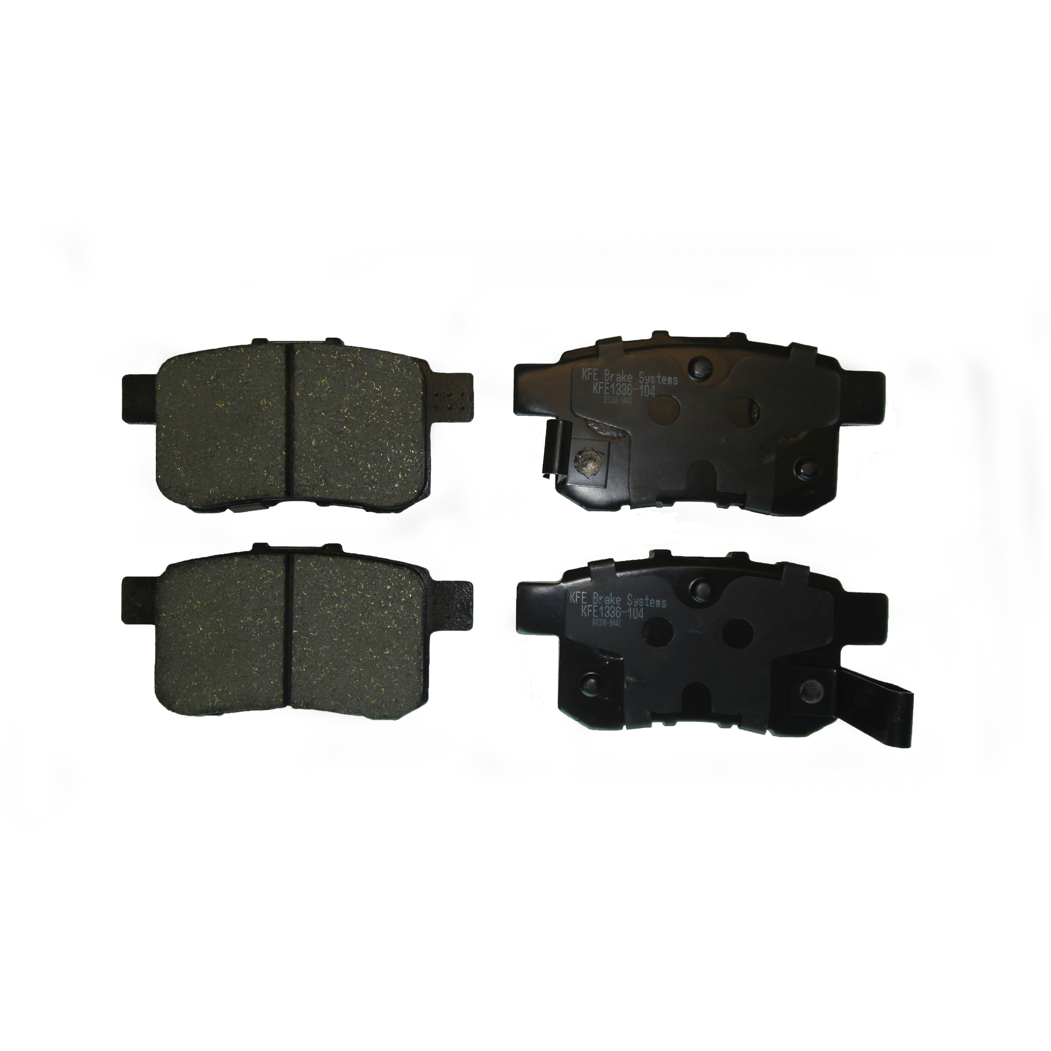 KFE1336-104 Ultra Quiet Advanced Brake Pad