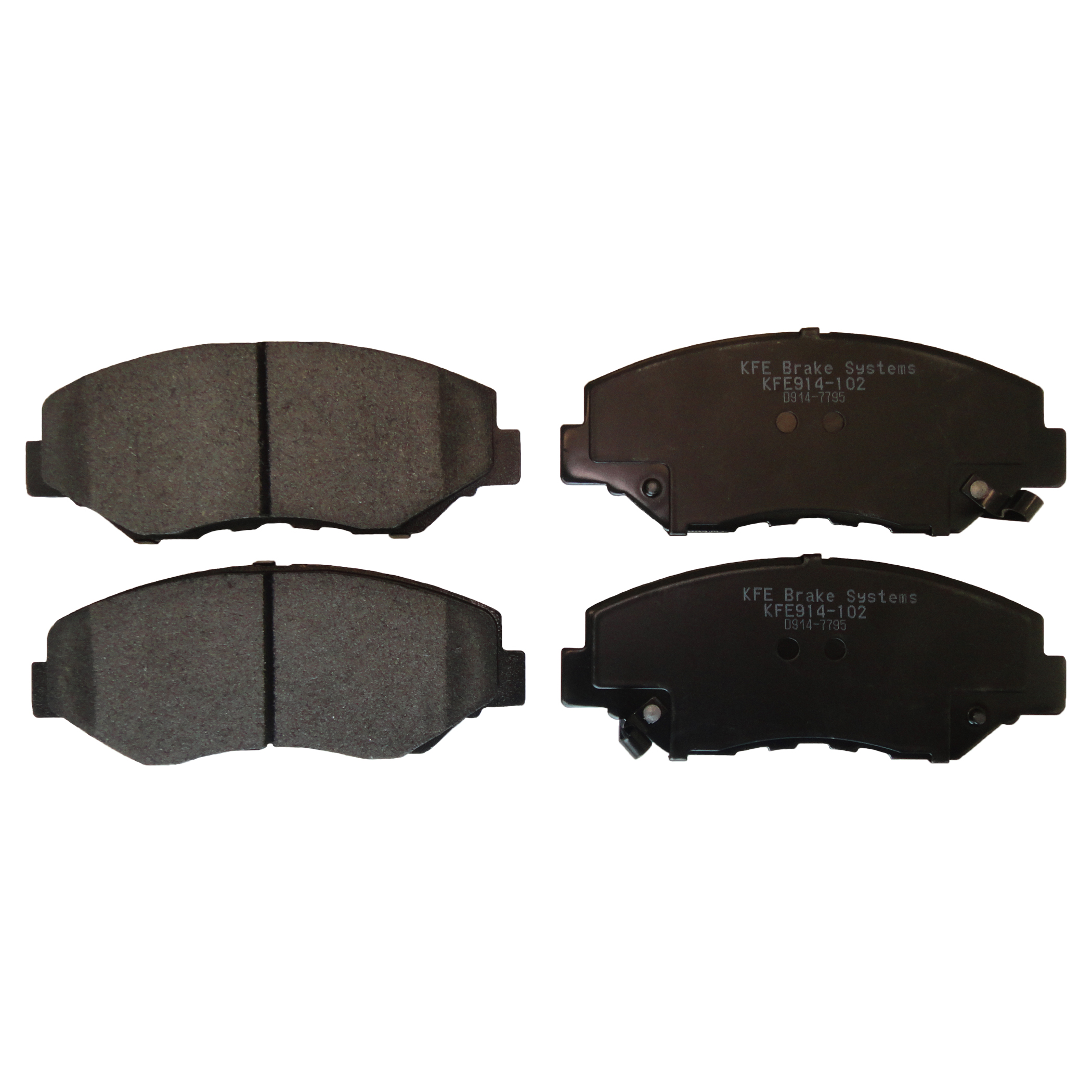 KFE914-102 Quiet Comfort OE Brake Pad
