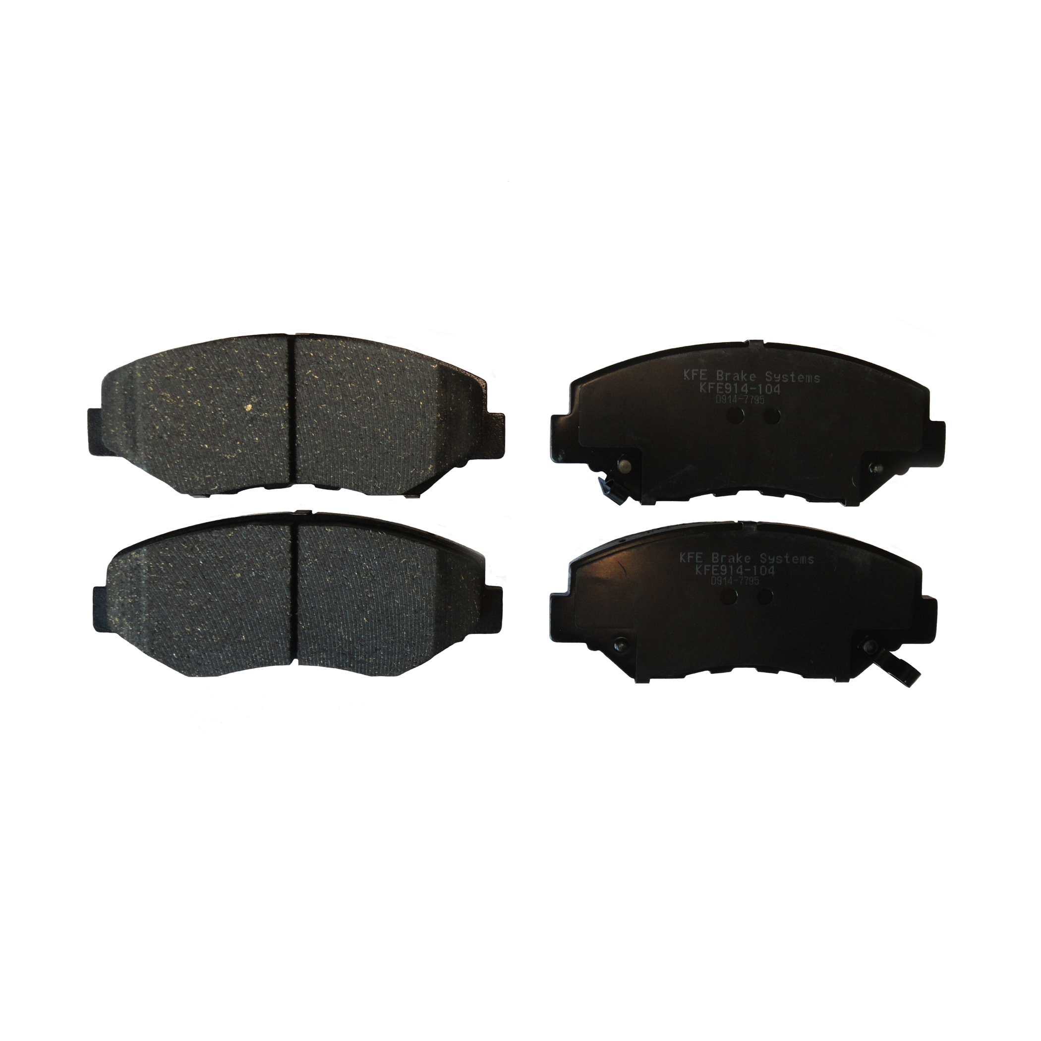 KFE914-104 Ultra Quiet Advanced Brake Pad