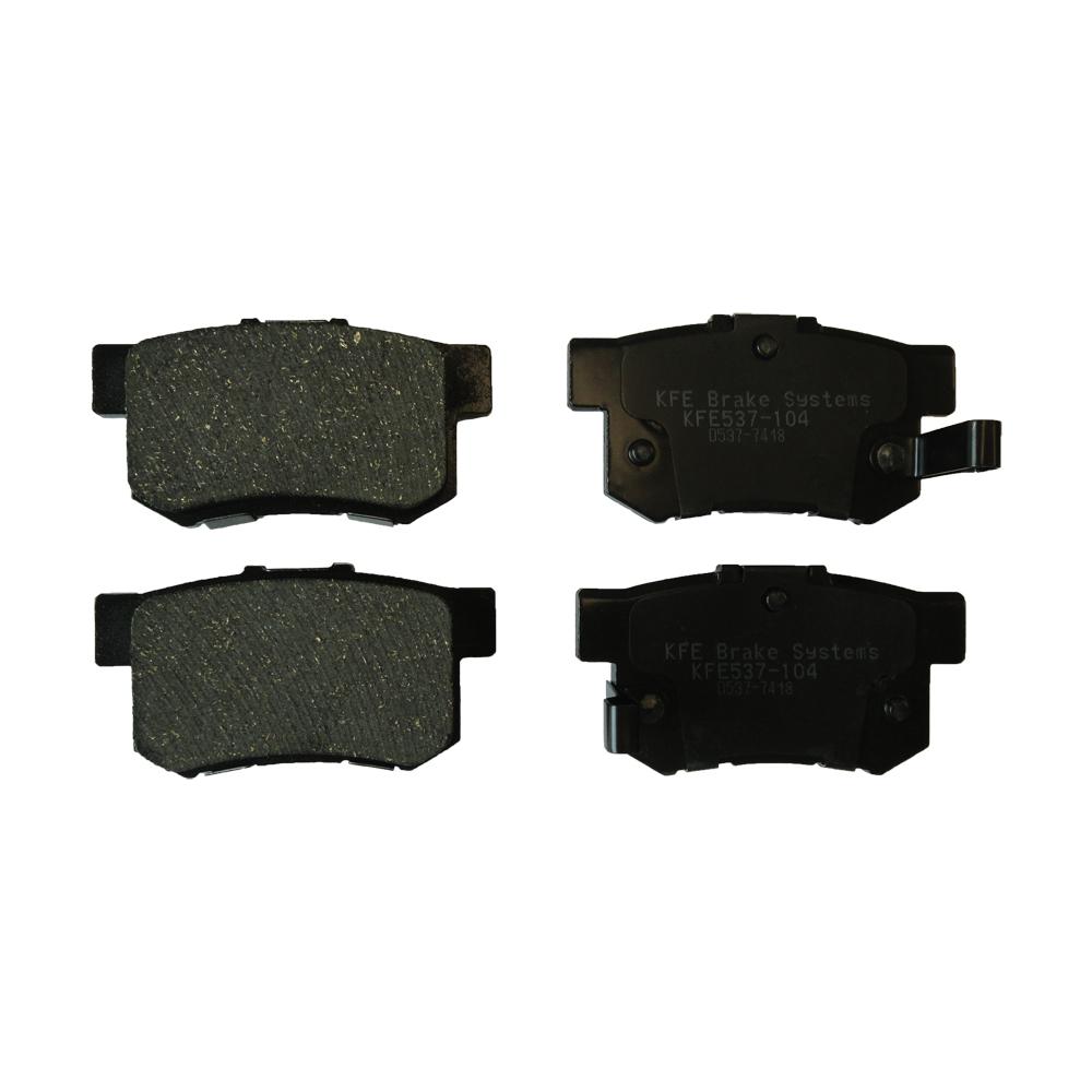 KFE537-104 Ultra Quiet Advanced Brake Pad
