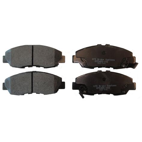 KFE465-102 Ultra Quiet Advanced Brake Pad 473x473