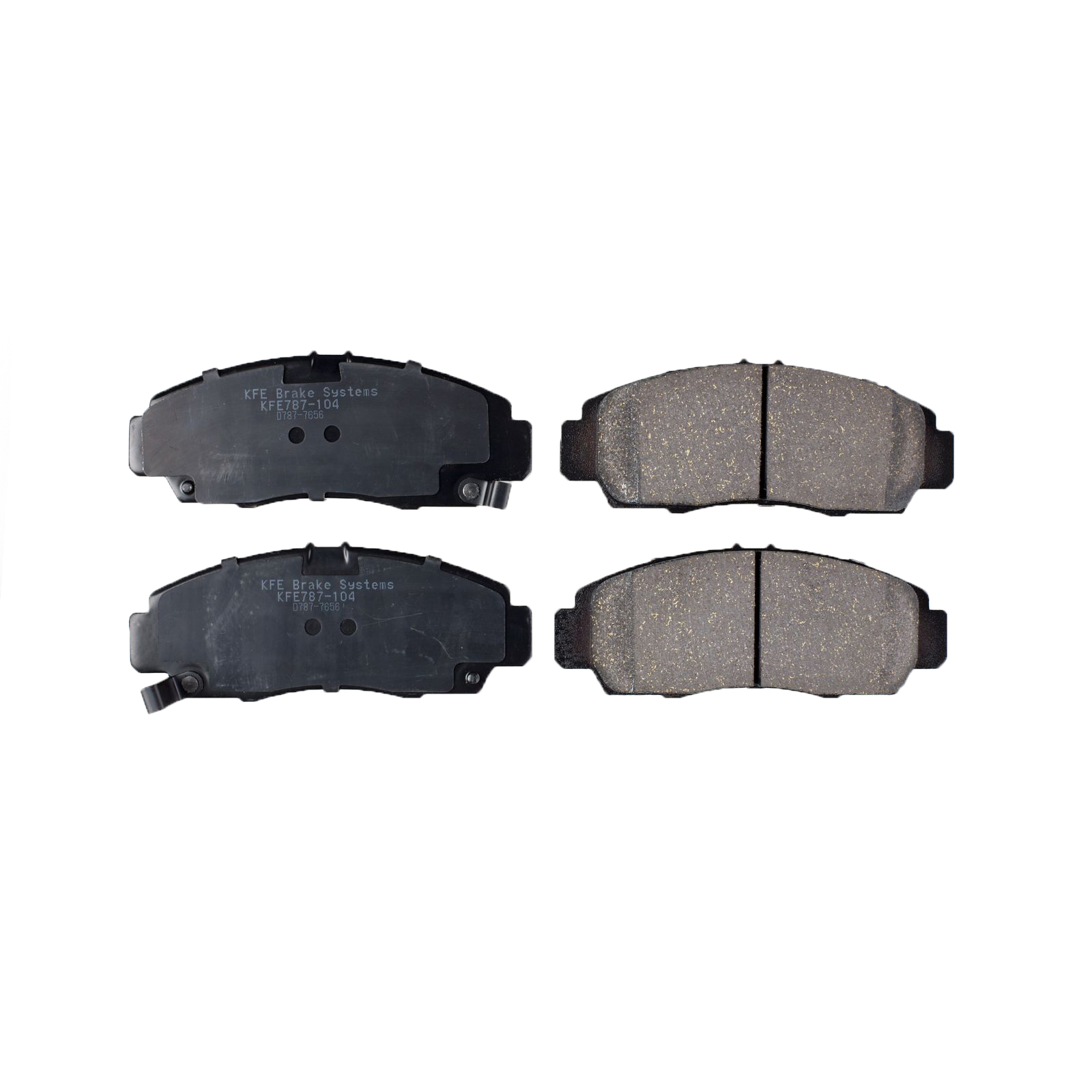 KFE787-104 Ultra Quiet Advanced Brake Pad