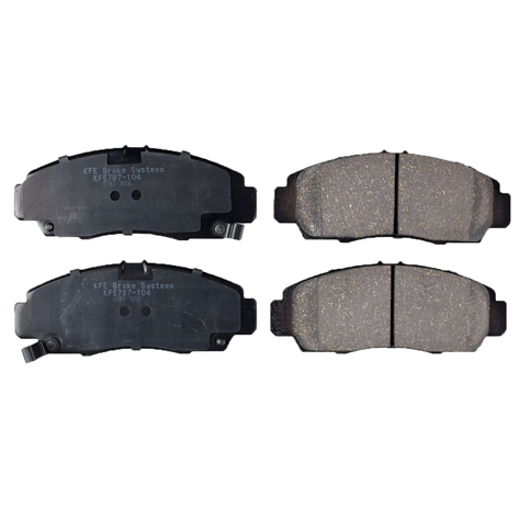 KFE787-104 Ultra Quiet Advanced Ceramic Brake Pad