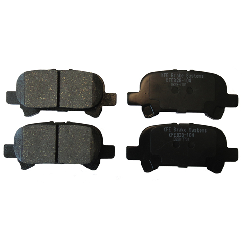 KFE828-104 Ultra Quiet Advanced Ceramic Brake Pad