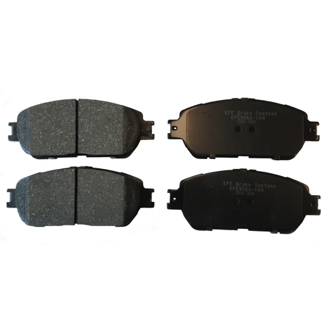 KFE906A-104 Ultra Quiet Advanced Brake Pad473x473