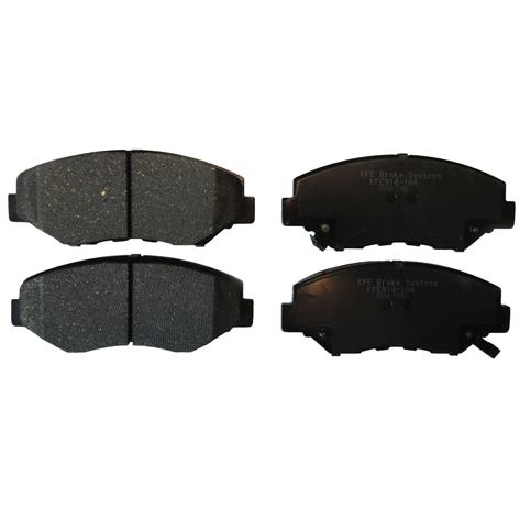 KFE914-104 Ultra Quiet Advanced Ceramic Brake Pad