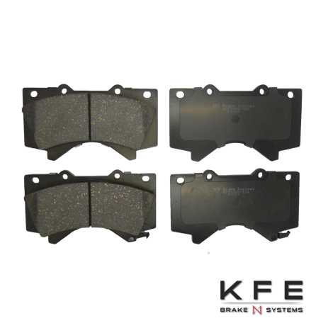 KFE Ultra Quiet Advanced Ceramic Brake Pad - KFE1303-104