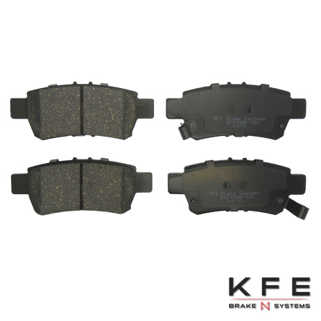 KFE Ultra Quiet Advanced Ceramic Brake Pad - KFE1088-104