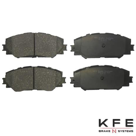 KFE Ultra Quiet Advanced Ceramic Brake Pad - KFE1210-104