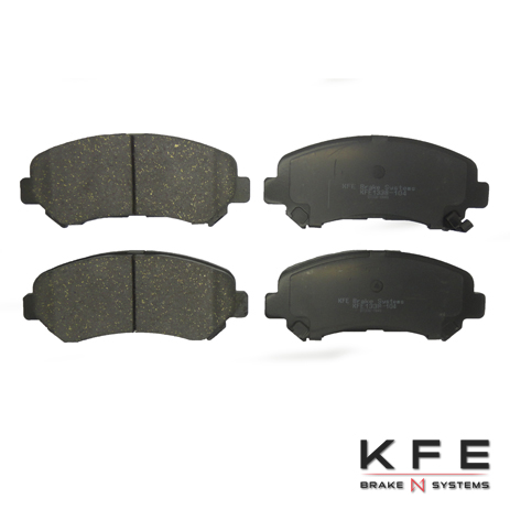 KFE Ultra Quiet Advanced Ceramic Brake Pad - KFE1338-104