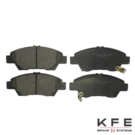 KFE Ultra Quiet Advanced Ceramic Brake Pad - KFE1394-104