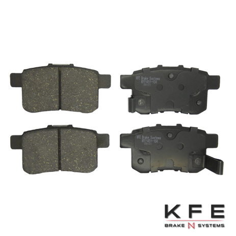 KFE Ultra Quiet Advanced Ceramic Brake Pad - KFE1451-104