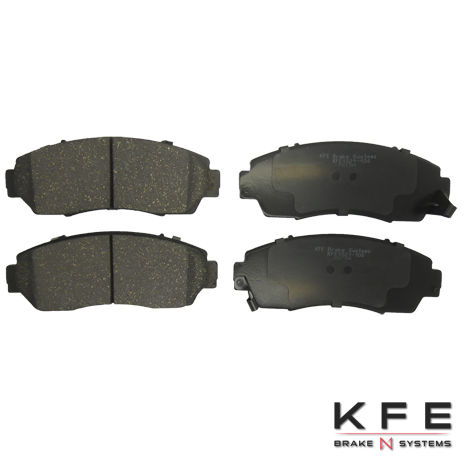 KFE1521-104 Ultra Quiet Advanced Ceramic Brake Pad
