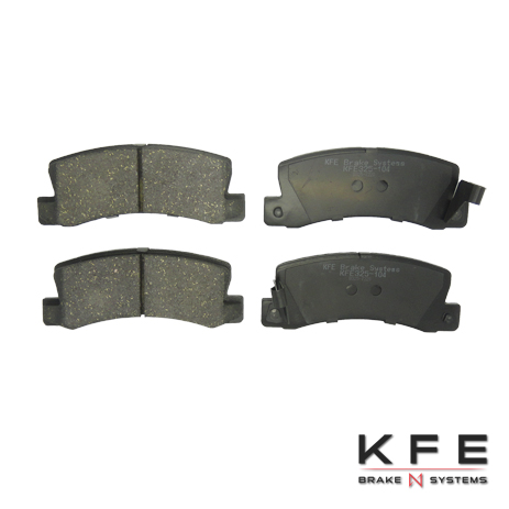 KFE Ultra Quiet Advanced Ceramic Brake Pad - KFE325-104