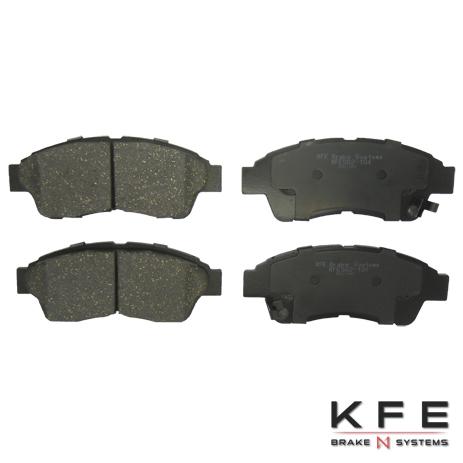 KFE Ultra Quiet Advanced Ceramic Brake Pad - KFE562-104