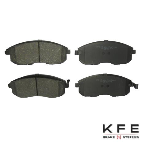 KFE Ultra Quiet Advanced Ceramic Brake Pad - KFE815-104