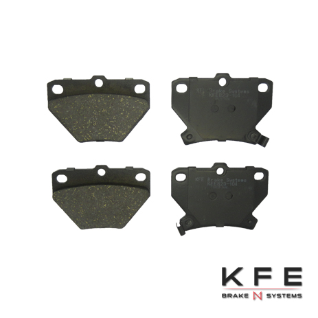 KFE Ultra Quiet Advanced Ceramic Brake Pad - KFE823-104