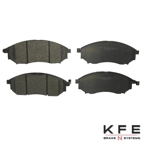 KFE Ultra Quiet Advanced Ceramic Brake Pad KFE888-104