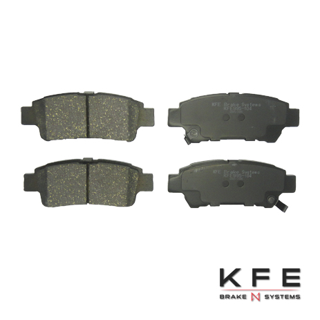 KFE Ultra Quiet Advanced Ceramic Brake Pad - KFE995-104