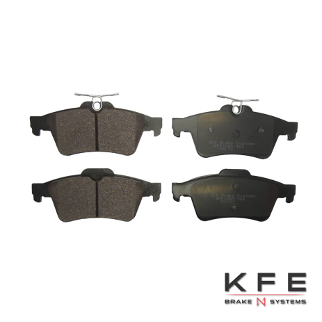 KFE1095-104 Ultra Quiet Advanced Ceramic Brake Pad