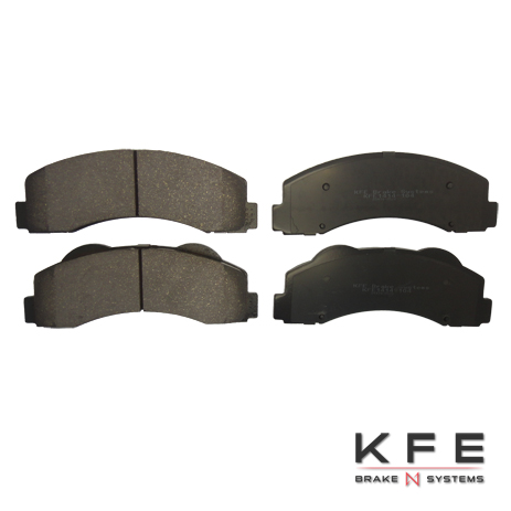 KFE1414-104 Ultra Quiet Advanced Ceramic Brake Pad