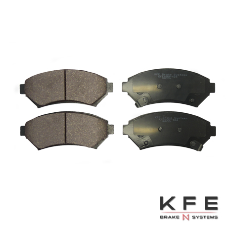 KFE699-104 Ultra Quiet Advanced Ceramic Brake Pad