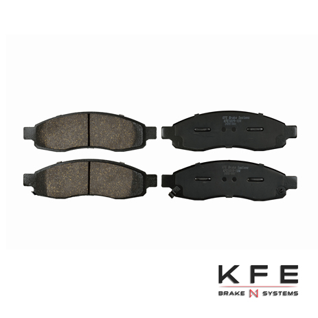 KFE Ultra Quiet Advanced Ceramic Brake Pad - KFE1015-104
