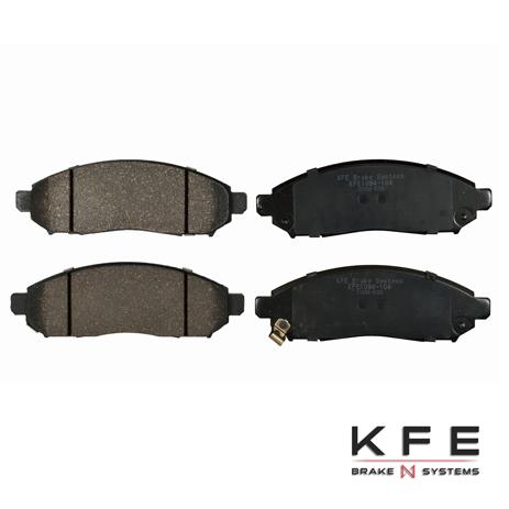 KFE Ultra Quiet Advanced Ceramic Brake Pad - KFE1094-104