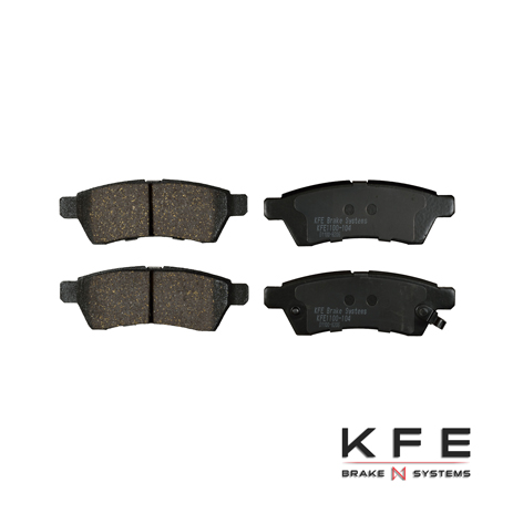 KFE Ultra Quiet Advanced Ceramic Brake Pad - KFE1100-104