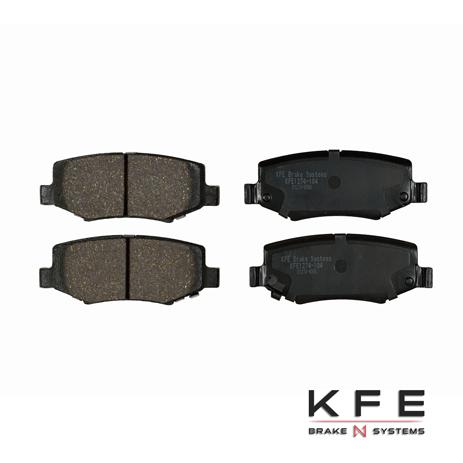 KFE Ultra Quiet Advanced Ceramic Brake Pad - KFE1274-104