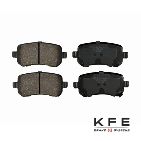 KFE Ultra Quiet Advanced Ceramic Brake Pad - KFE1326-104