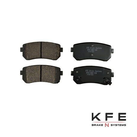 KFE Ultra Quiet Advanced Ceramic Brake Pad - KFE1398-104