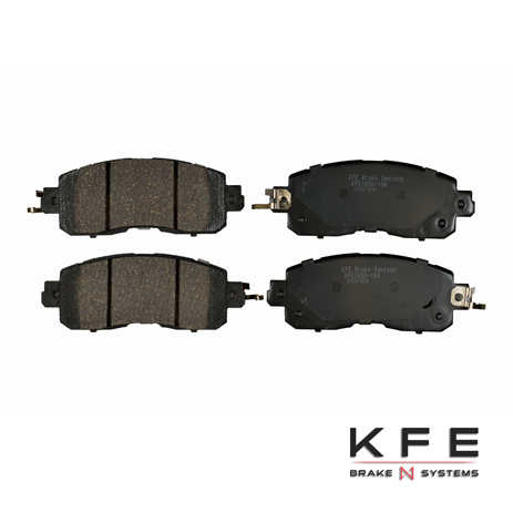 KFE Ultra Quiet Advanced Ceramic Brake Pad - KFE1650-104