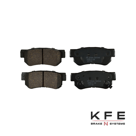 KFE Ultra Quiet Advanced Ceramic Brake Pad - KFE813-104