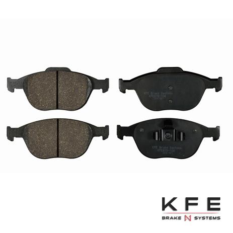 KFE Ultra Quiet Advanced Ceramic Brake Pad - KFE970-104