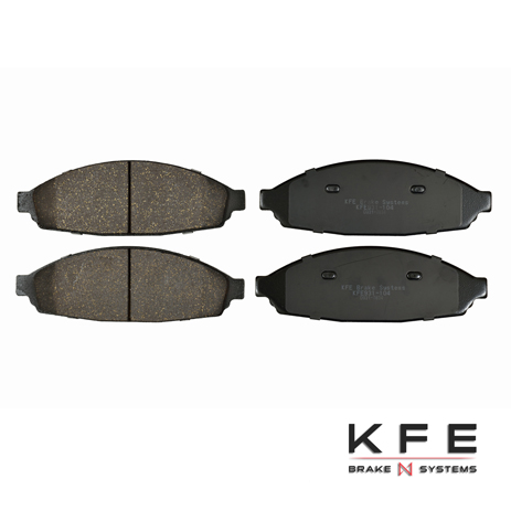 KFE931-104 Ceramic Front Brake Pads