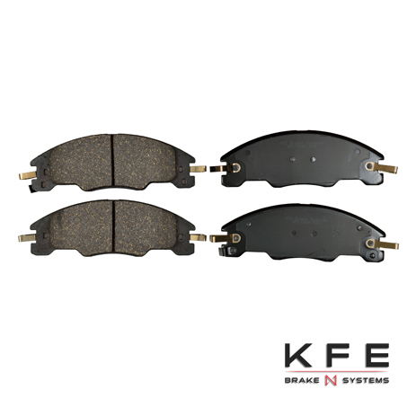 KFE1339-104 Ultra Quiet Advanced Ceramic Brake Pad