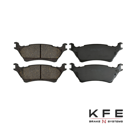 KFE1602-104 Ultra Quiet Advanced Ceramic Brake Pad