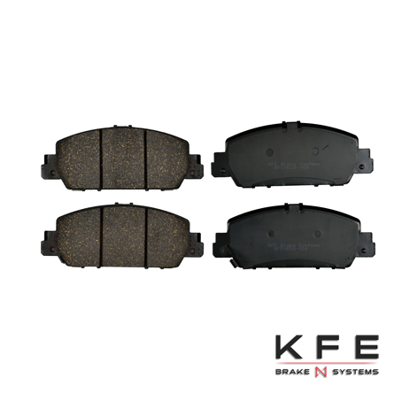 KFE1654-104 Ultra Quiet Advanced Ceramic Brake Pad