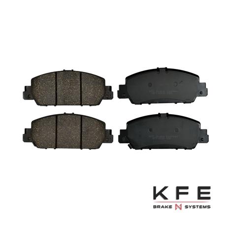 KFE1654-104 Ultra Quiet Advanced Ceramic Brake Pad