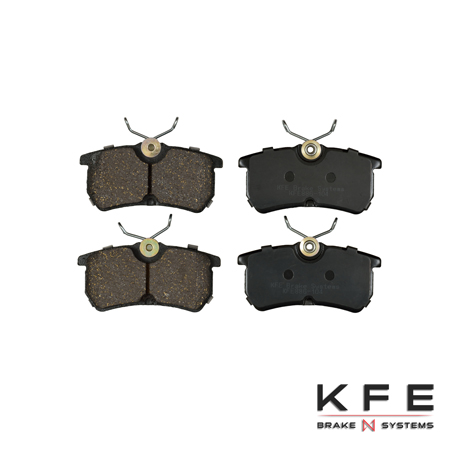 KFE886-104 Ultra Quiet Advanced Ceramic Brake Pad
