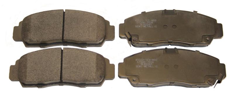 KFE Semi-Metallic Brake Pad