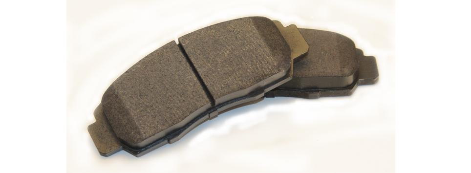 KFE Ultra Quiet Advanced Brake Pads