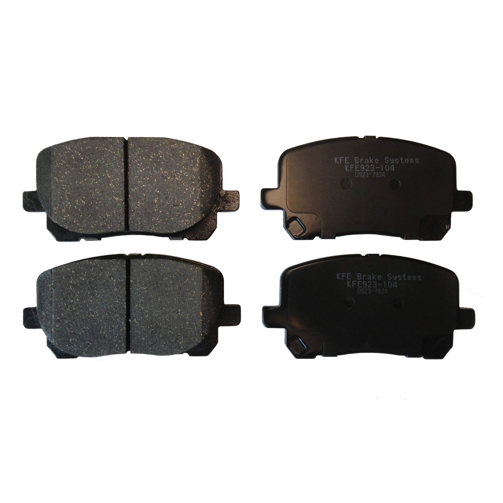 KFE923-104 Ultra Quiet Advanced Brake Pad