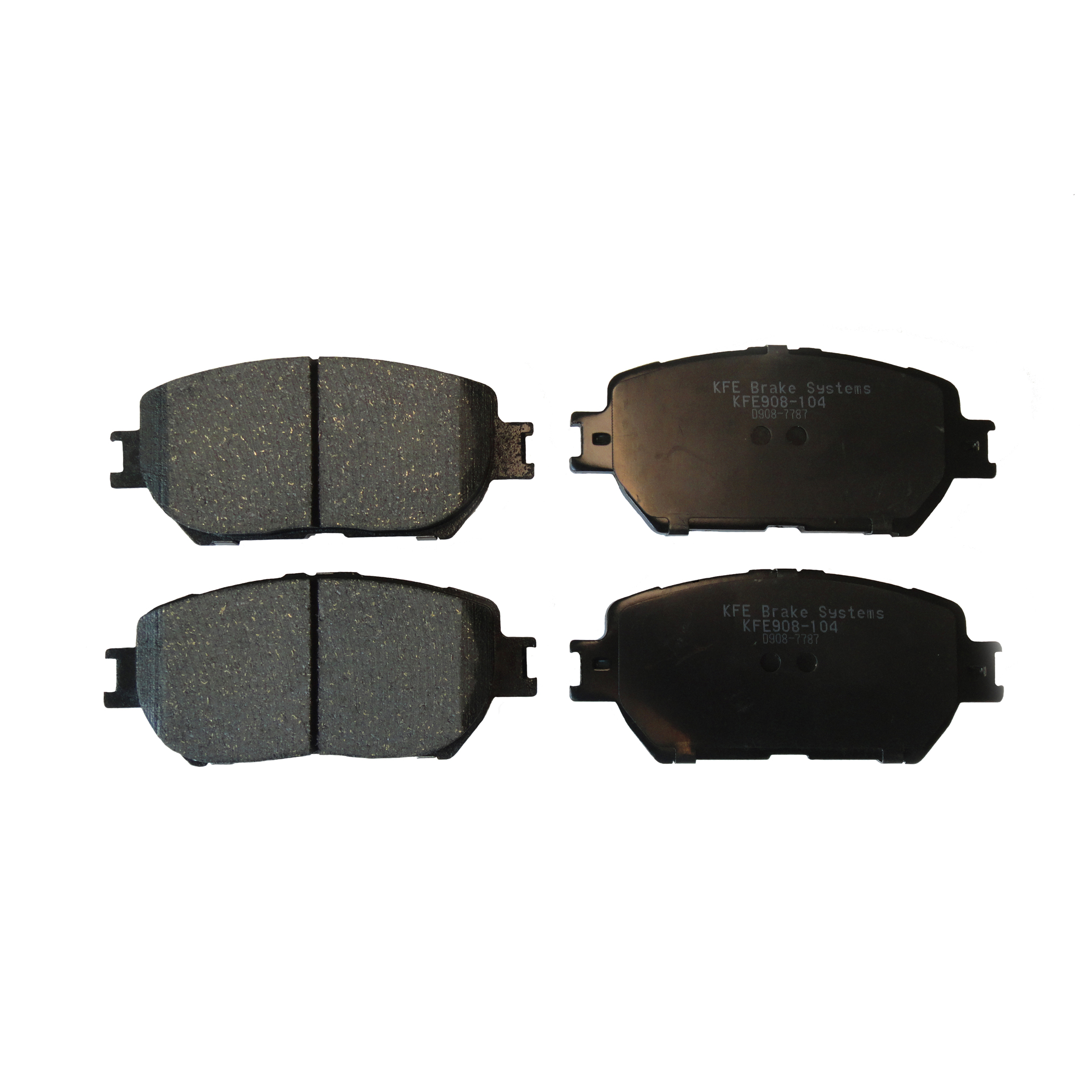 KFE908-104 Ultra Quiet Advanced Brake Pad