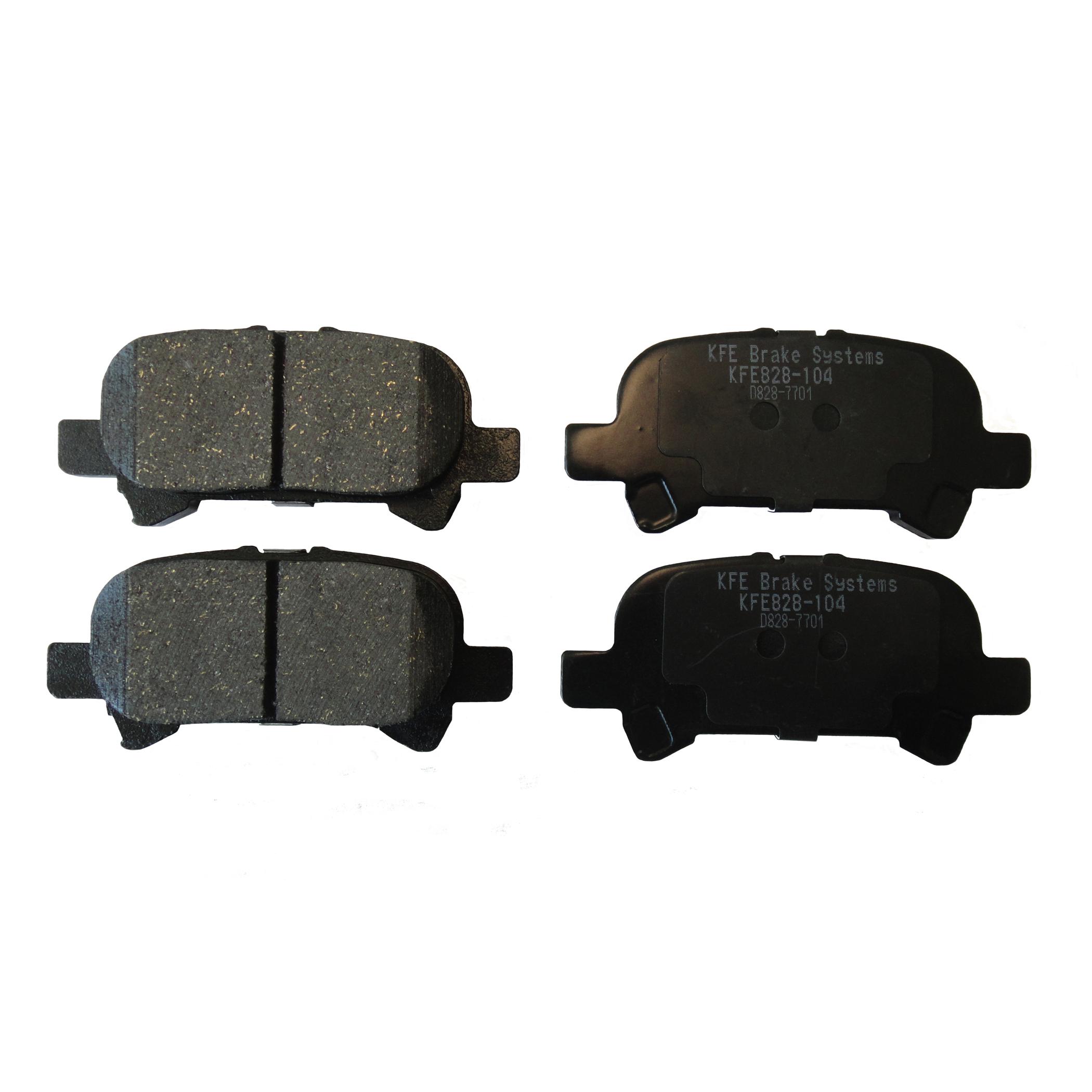 KFE828-104 Ultra Quiet Advanced Brake Pad